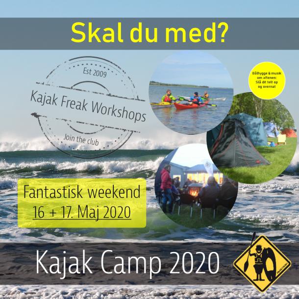 Kajak Camp 2020
