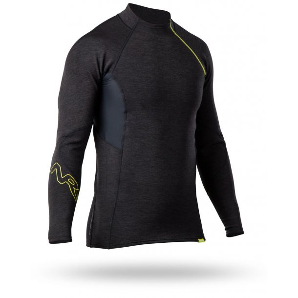 NRS 0,5 HydroSkin base layer / mørkegrå