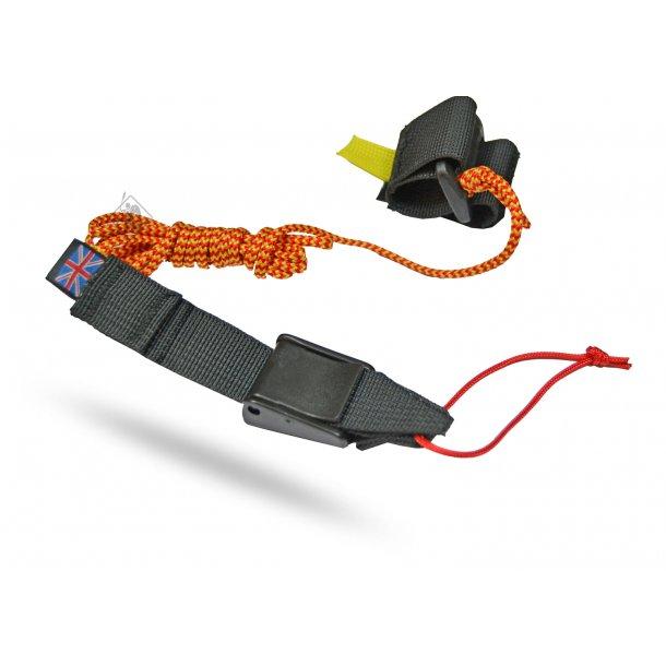 WHETMANN Dual release paddle leash