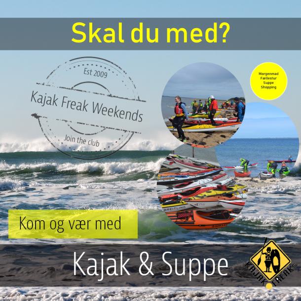 Kajak & Suppe