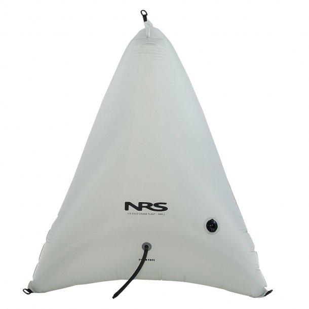 NRS kano opdriftposer til Solo padling