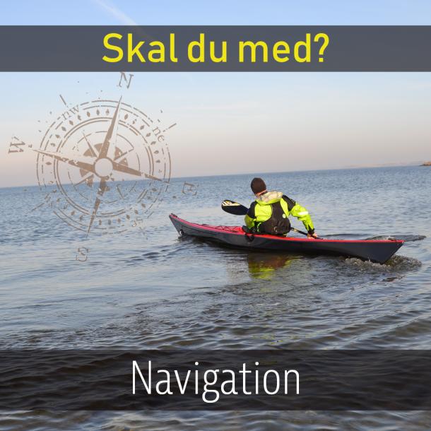 Havkajak –Navigation 23.05.2019