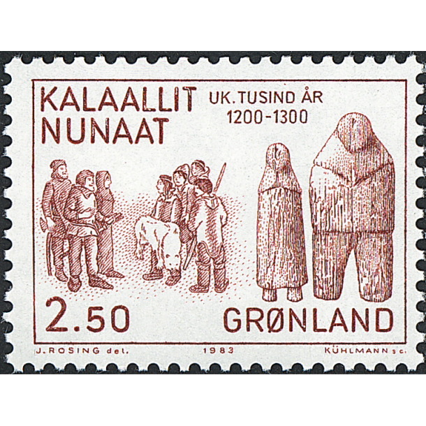Tillægsfragt på Grønlandsåre/Ikke delbar pagaj