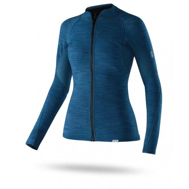 NRS Women's jakke i hydroSkin 0,5 Lang ærmet