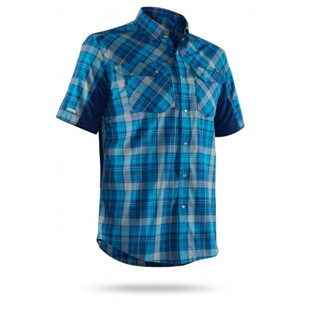 NRS Men Guide Short-Sleeve Shirt