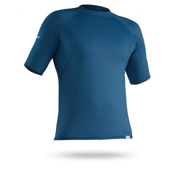 NRS Men's H2Core Short-Sleeve T-shirt Blå
