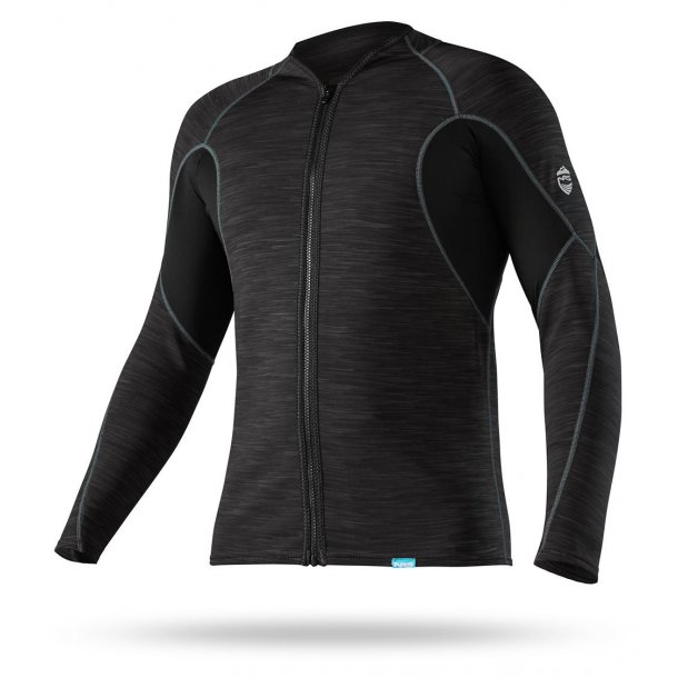 NRS 0,5 HydroSkin jacket / Sort