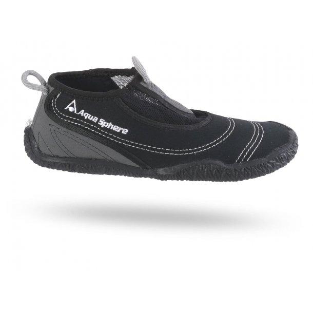 BEACH WALKER Neopren sko sort