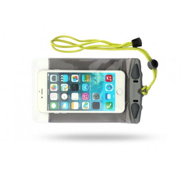 AQUAPAC Telefonetui stor / ekstra stor f.eks. I-phone 6+