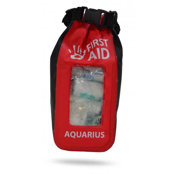 AQUARIUS vandtæt førstehjælpsæt