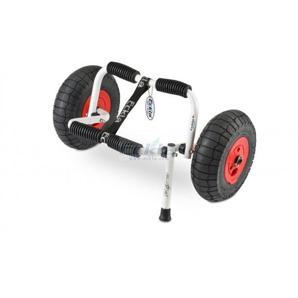 ECKLA Kajakvogn store punkterfri hjul