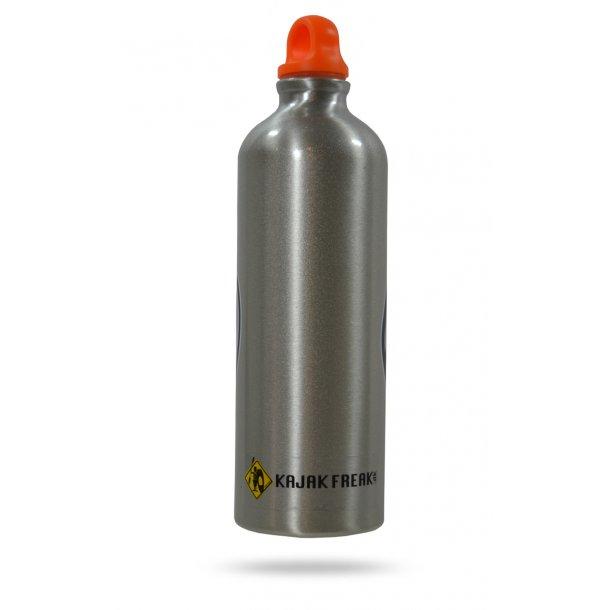 Vandflaske i aluminium