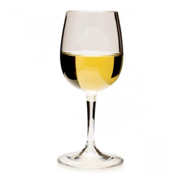 GSI Slagfast hvidvinsglas