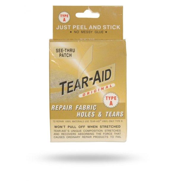 Tear-Aid reparation tape (bla. til latex mancheter)