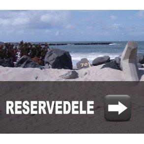 Kajak-reservedele