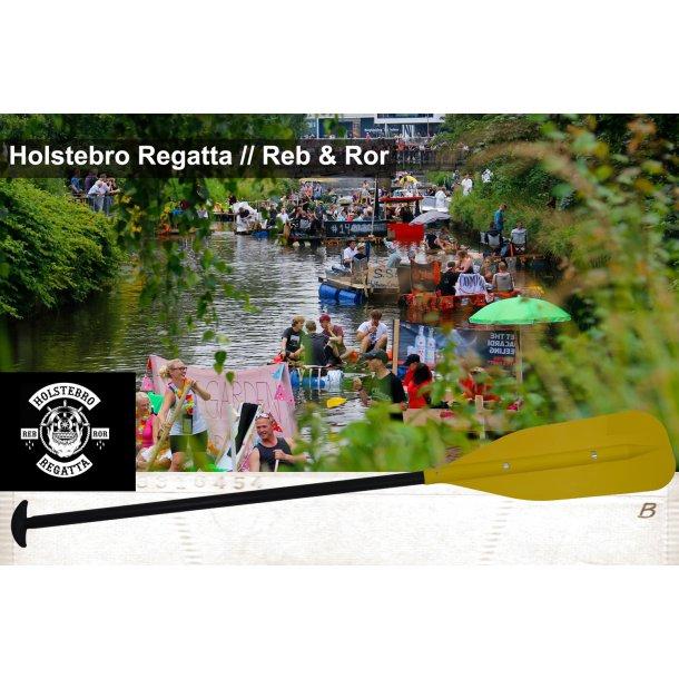 Lej en padle i forbindelse med Holstebro Regatta // Reb & Ror
