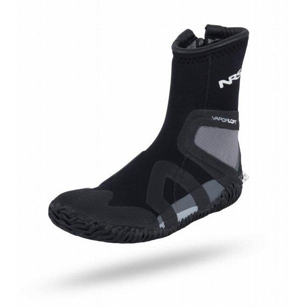 NRS Neopren støvle sort/grå