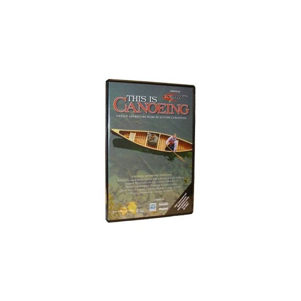 DVD`S This is Canoeing