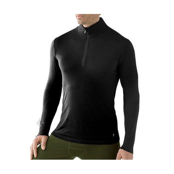 SMARTWOOL trøje m/lynlås herre